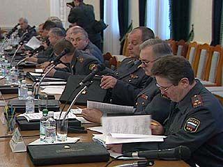 В Воронеж прибудет делегация МВД из Луганской области