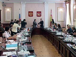 В Воронеж прибыла делегация федеральной земли Бавария