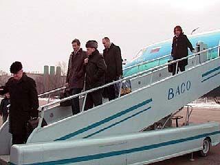 В Воронеж прибыла делегация верхней палаты Российского парламента