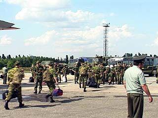 В Воронеж прибыли курсанты ставропольского авиационного училища