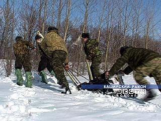 В Воронеж прибыли специалисты 13-го НИИ Минобороны