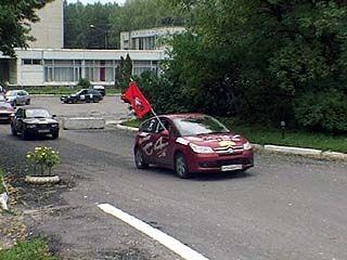 В Воронеж прибывает колонна Всероссийского автопробега