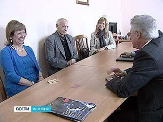 В Воронеж приехали именитые гости: Наталия Хольцмюллер и Василий Лановой