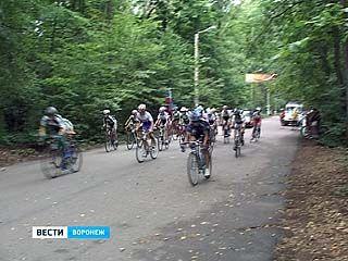 В Воронеж приехали велосипедистки со всей страны