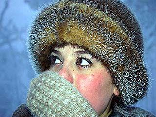 В Воронеж пришла зима: сильные морозы продержатся до конца недели