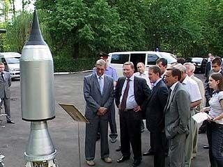 В Воронеж с официальным визитом прибыл вице-премьер Сергей Иванов