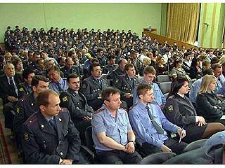 В Воронеж съедутся милиционеры 85-ти регионов