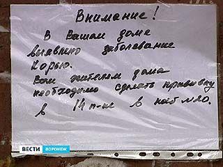 В Воронеж впервые за последние годы пришла корь