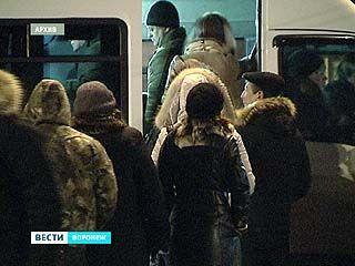 В Воронеже 36 пассажирских маршруток водили нелегальные мигранты