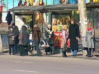 В Воронеже будет перенесено 24 остановочных павильона