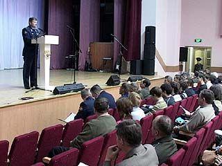 В Воронеже будет создан единый военно-учебный центр