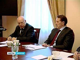 """В Воронеже будет создана рабочая группа по проблемам """"детей войны"""""""