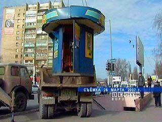В Воронеже было снесено 59 игровых автоматов