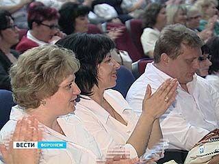 В Воронеже чествовали медицинских сестер