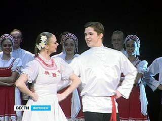 В Воронеже дал концерт всемирно известный ансамбль Игоря Моисеева