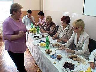 В Воронеже дегустировали хлеб