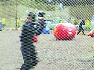 В Воронеже финишировал 3-тий этап Кубка России по пейнтболу