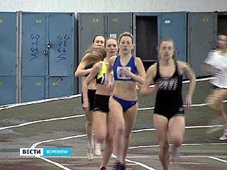 В Воронеже финишировал чемпионат области по лёгкой атлетике