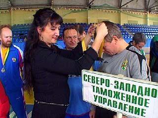 В Воронеже финишировал минифутбольный турнир таможенников