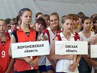 В Воронеже финишировал волейбольный марафон