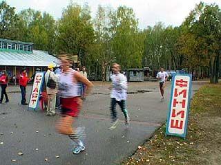 В Воронеже финишировали соревнования по бегу