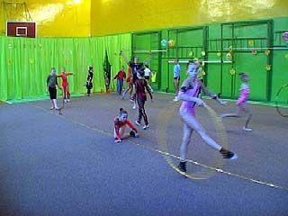 В Воронеже финишировали соревнования по художественной гимнастике