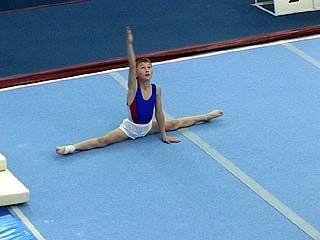 В Воронеже финишировали соревнования по спортивной гимнастике