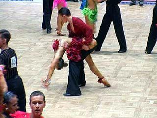 В Воронеже финишировали соревнования по спортивным танцам