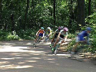 В Воронеже финишировали соревнования по велоспорту