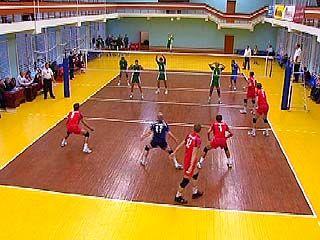 В Воронеже финишировало первенство области по волейболу