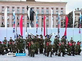 В Воронеже готовятся к празднованию Дня города
