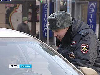 """В Воронеже искали водителей с поддельными """"ксивами"""""""