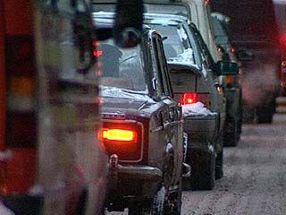 В Воронеже концентрация автомобилей больше, чем в Москве