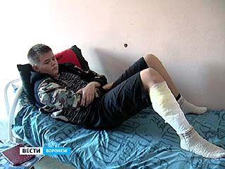В Воронеже на мальчика напал стаффордширский терьер
