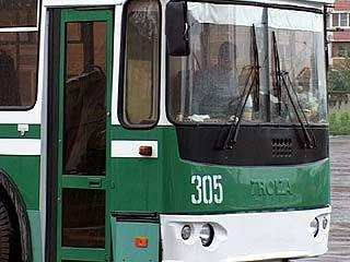 В Воронеже на маршрут вышли новые троллейбусы