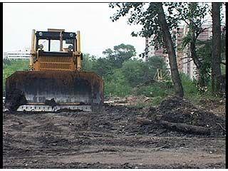 В Воронеже на месте уже снесенной многоэтажки, собираются строить новую