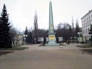 В Воронеже на площади Ленина будет возведена стела
