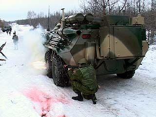 В Воронеже на полигоне в Погоново курсанты ВВАИУ проходят учения