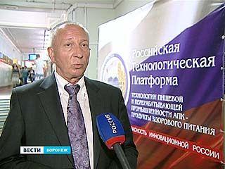 В Воронеже начала формироваться российская технологическая платформа