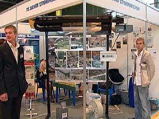 В Воронеже начала работу выставка строительных материалов