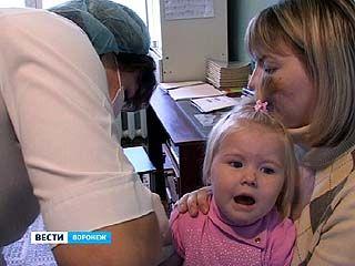 В Воронеже началась массовая вакцинация против гриппа