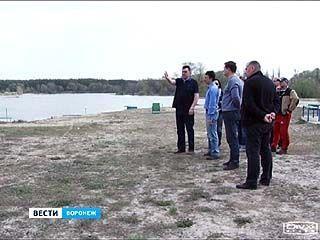 В Воронеже начали подготовку к купальному сезону
