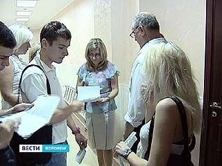 В Воронеже начали принимать документы на апелляцию по результатам ЕГЭ