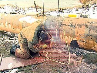 В Воронеже начали прокладывать новый водовод