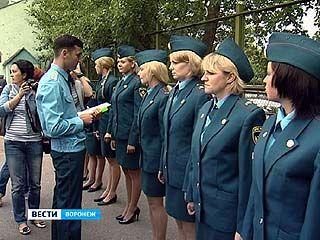 В Воронеже начали выбирать мисс МЧС Центрального федерального округа