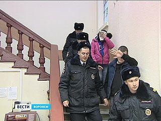 В Воронеже начались слушания по делу магазинных воров