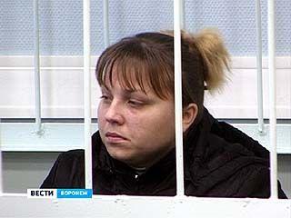 В Воронеже начались слушания по делу матери убившей семилетнюю дочь