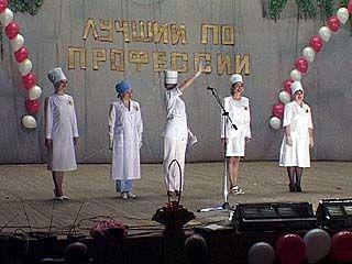 В Воронеже назовут лучшую медсестру