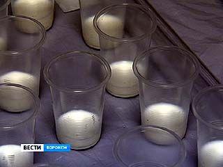 В Воронеже независимые эксперты ставили оценки молоку