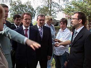 В Воронеже никак не определят место для установки стелы